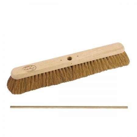 Platform natural coco 600mm broom H4/5+FHS
