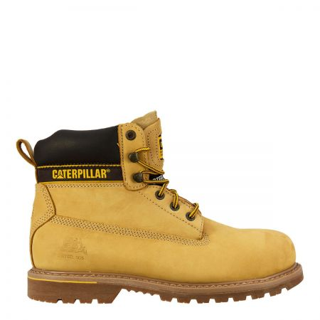 Caterpillar CAT Holton Honey Safety Boot