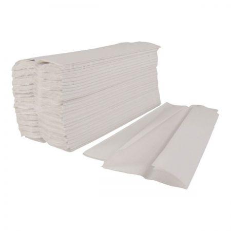 C-Fold Hand Towel White 2 ply