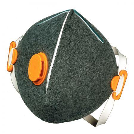 Segre CN Respirator face mask P3 Charcoal Valve