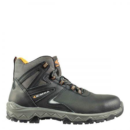 Cofra Ascent Black Safety Boot S3 SRC