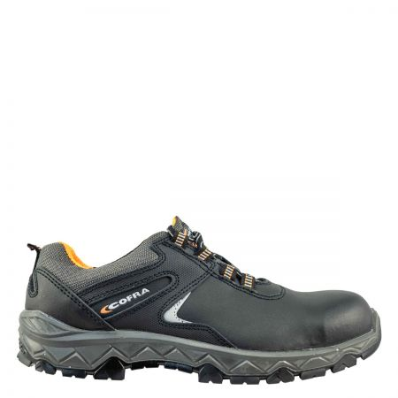 Cofra Bench Black Safety Shoe S3 SRC