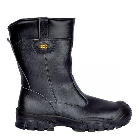 Cofra Rocker UK S3 CI SRC Black Safety Rigger Boot