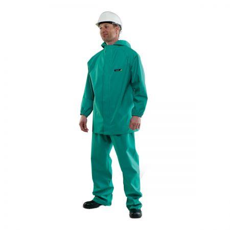 Chemsol Lightweight Jacket E/Wrist £ Hood CSJH-EW