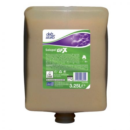 Solopol Gritty Foam 4x3.25L Cartridge