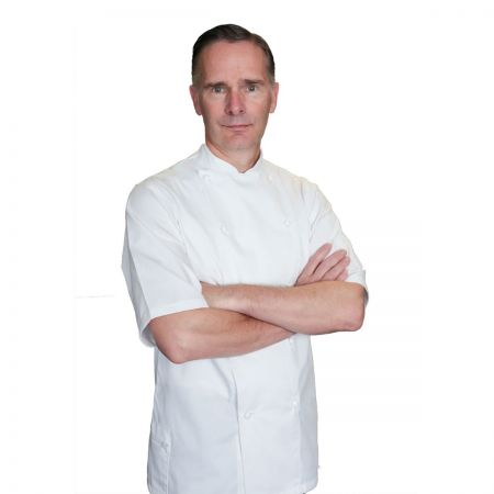 Le Chef Staycool Short Sleeve Jacket