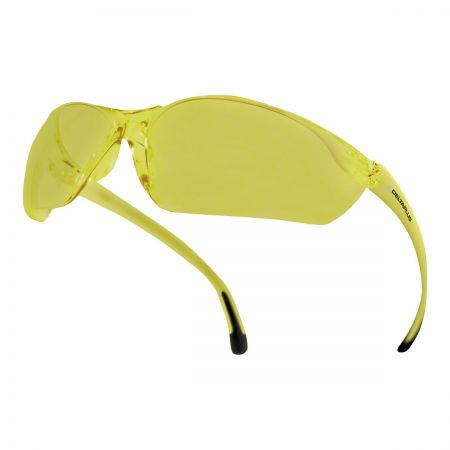 Delta Plus Meia YELLOW Safety Spectacle