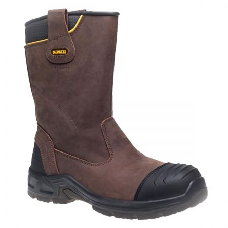 DeWalt Millington Waterproof Rigger Safety Boot S3 WR SRC HRO