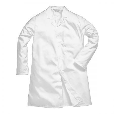 Unisex Poly/Cotton Food Coat
