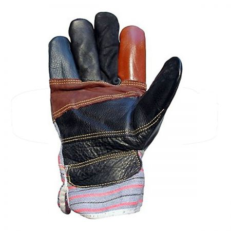 Furnishing Hide Rigger Glove