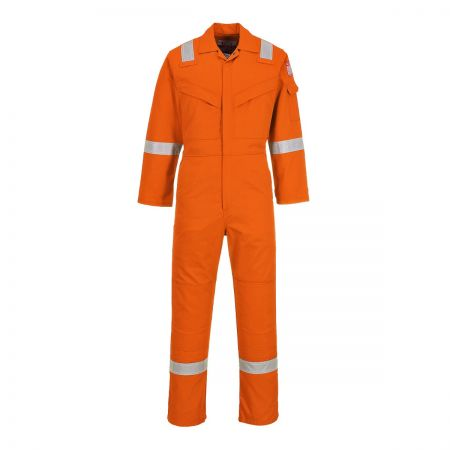Portwest FR50 FR & AS Boiler Suit