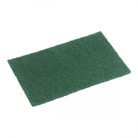 Green Hand Scouring Pads x 10