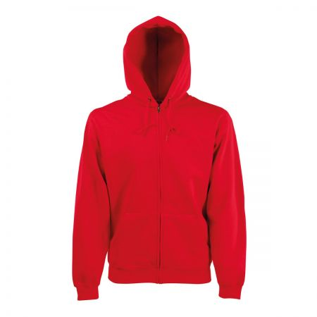 Fruit Of The Loom SS222 Zip Hooded Sweatsh