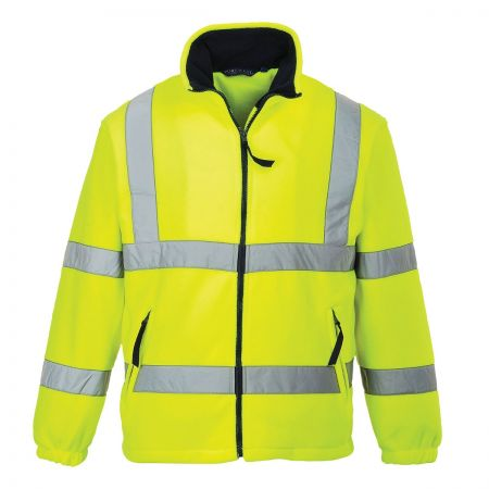 Portwest F300 Hi-Visibility Fleece Jacket