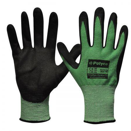 Polyco Polyflex Hydro C5 Glove GREEN