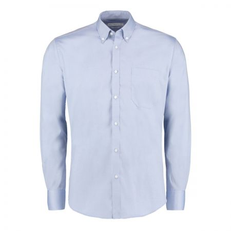 KK Slim Fit Oxford Shirt Long Sleeve