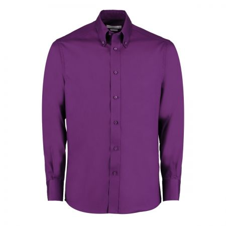 Tailored Fit Long Sleeve Shirt
