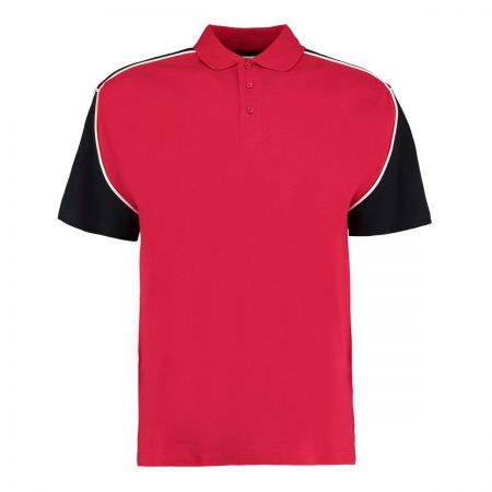 Kustom Kit KK611 Monaco Racing Polo Shirt