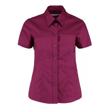 Kustom Kit KK719 Short Sleeve Blouse