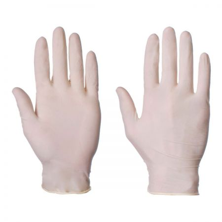 Powdered Latex Gloves (100)