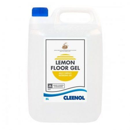 Cleenol Lemon Floor Gel 2 x 5 Litres