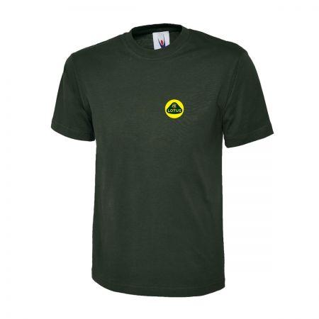 T-Shirt (UC301) inc Lotus Logo