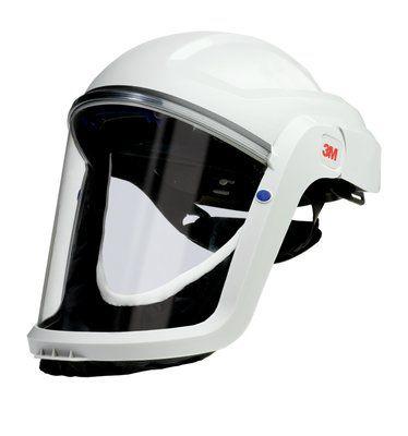 3M Versaflo Faceshield With Bumpcap Protection M-206