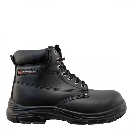 Grafters M9503A EEEE Wide Fitting Safety Boot S1P SRC