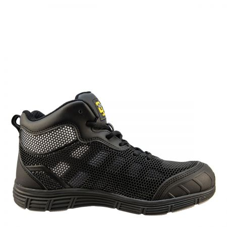 Grafters M981A Vegan-Friendly Mesh Safety Trainer Boot S1 SRC
