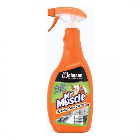 Mr. Muscle multi surface cleaner 750ml