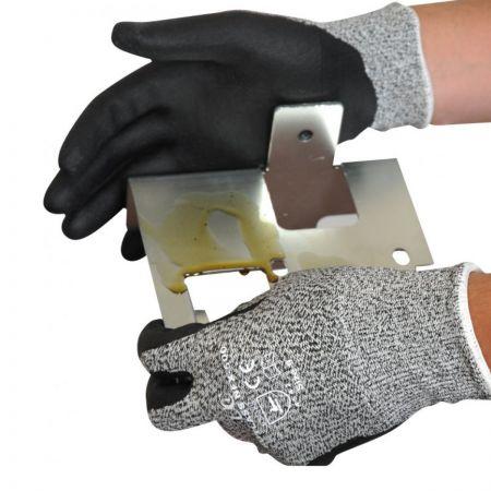 Kutlass NX-500 Cut D Glove