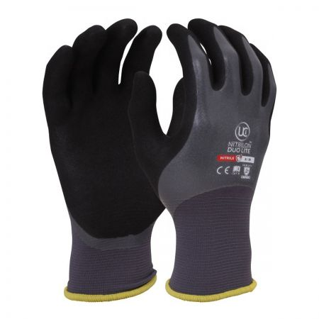 Nitrilon™-Duo-Lite Sandy Coated Nitrile Glove