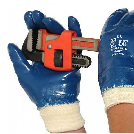 Armanite Nitrile Knit Wrist Glove