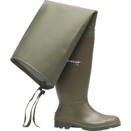 Dunlop Pricemaster Non Safety Thigh Wader