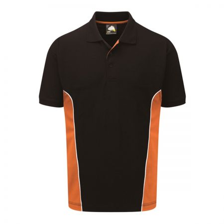 Orn Silverswift Two Tone Polo Shirt