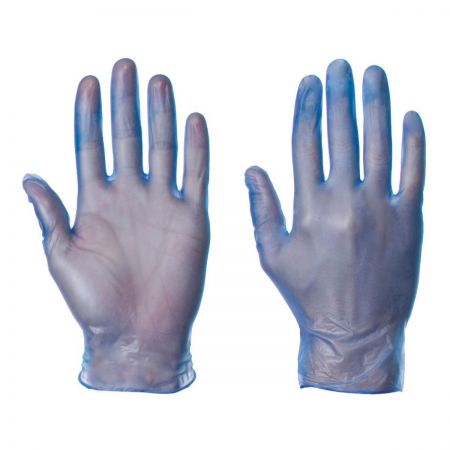 Powder-free Disposable Vinyl Gloves (100)