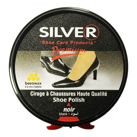 Boot & Shoe Polish BLACK
