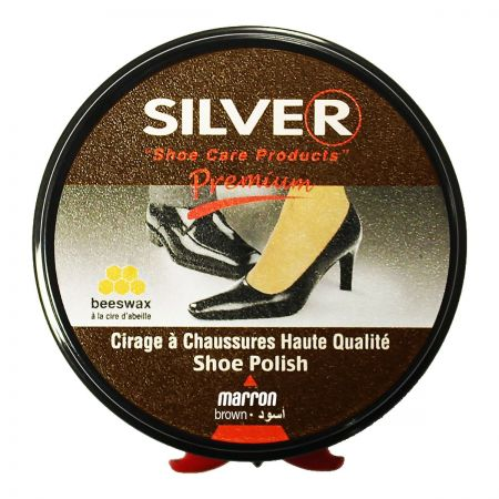 Boot & Shoe Polish BROWN