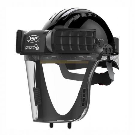 JSP® Powercap Infinity with Black Helmet