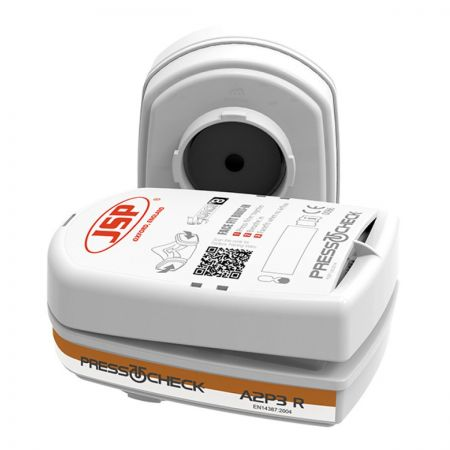 JSP® PressToCheck™ A2 P3 Filters - Set of 2