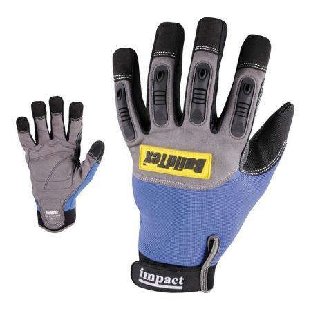 Buildtex Impact Full Fingered Glove A720