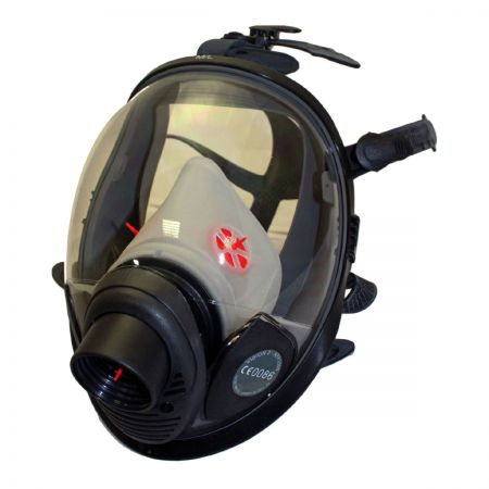 Vision RFF1000 Full Face Mask by Scott Safety
