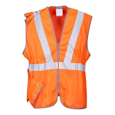 Portwest RT20 Rail Vest Orange