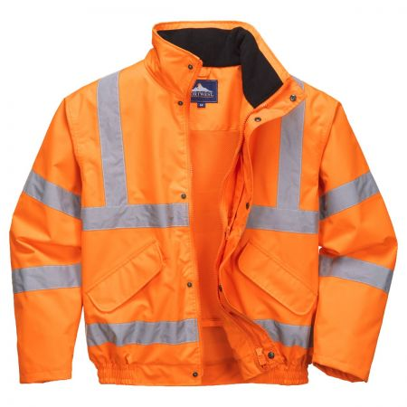 Portwest RT32 Hi-Vis Bomber Jacket