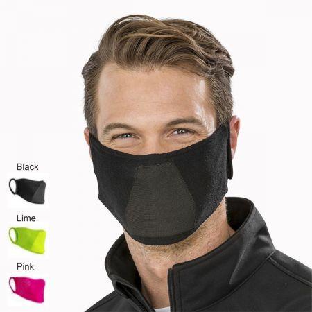 Natural Yarn Antibac Face Mask [Per mask]