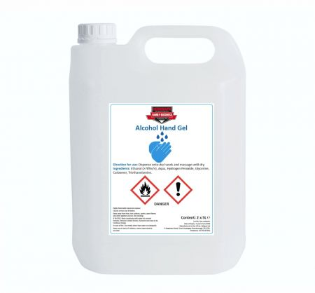 Sanitiser Alcohol 70% in 5 Litre Container