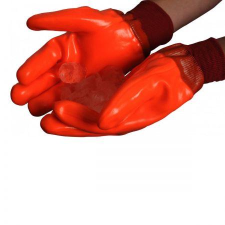 Alaska Fluorescent Fleece Lined Glove