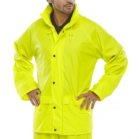Super B-Dri Jacket YELLOW