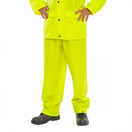 Super B-Dri Trouser YELLOW