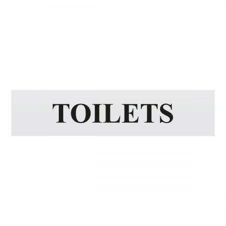 Toilets 220 x 60mm
